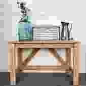 PREORDER – Solid Wood Desk \/ Laptop Desk \/ Writing Desk