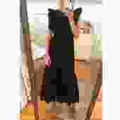 Emerson Fry Chandra Dress - Black