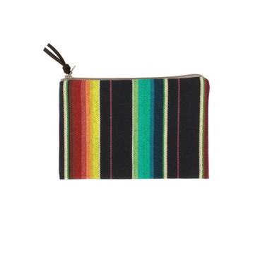 Serape Pouch/Wallet/Make-up Bag by VintageGaleria