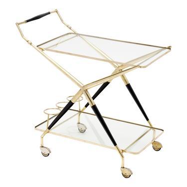 Cesare Lacca Italian Bar Cart