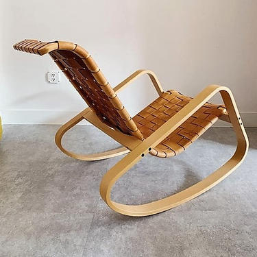 Italian Rocking Chair