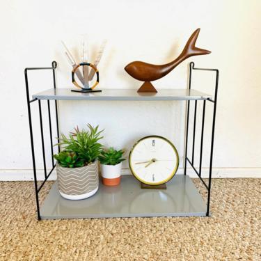 Cute 50s String Wall Unit Shelf by dadacat