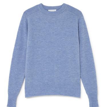 Basic Sweater - Blue Sky