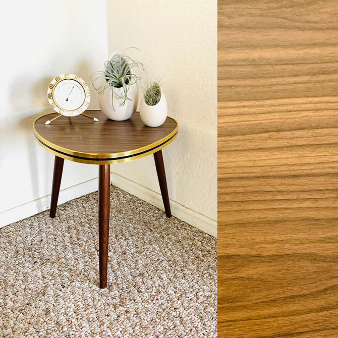 Mid Century Side Table by dadacat