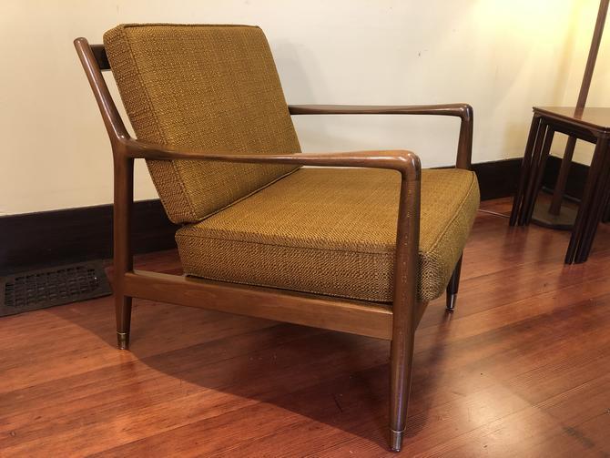 Dux Folke Ohlsson Mid Century Lounge Chair