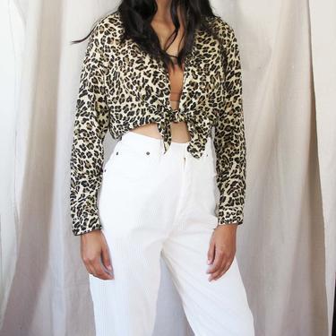 Vintage 90s 2000s  Wide Wale Corduroy Pants 25 XS -  Baggy Corduroy Trousers White - High Waist  Corduroy Pants - Baggy Cords - y2k by MILKTEETHS