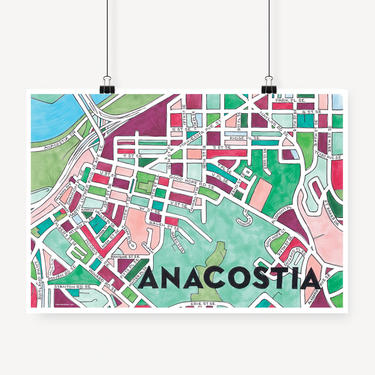 Anacostia Print