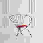 Hoop Chair by Robert Kasindorf, 1953