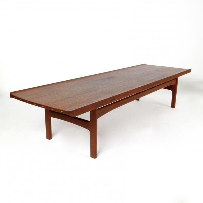 Solid Teak Coffee Table by Tove Kindt-Larsen
