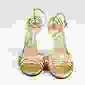 Jimmy Choo Strappy Sandals, Size 37