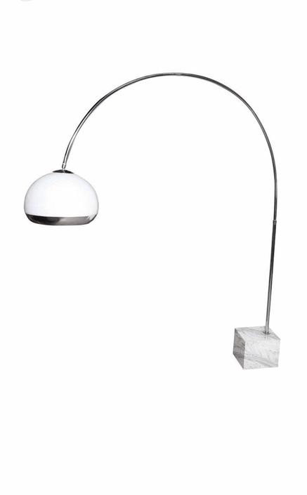 Arc Floor Lamp by Harvey Guzzini for Laurel Lighting Co. by UrbanInteriorsBalt
