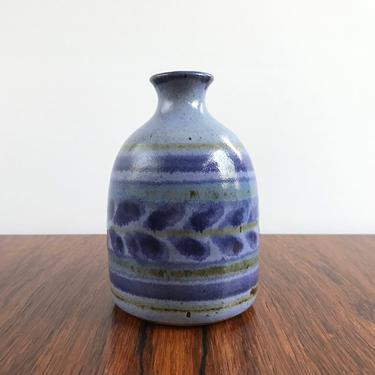 Richard and Marj Peeler Pottery Vase / Weed Pot by TheThriftyScout