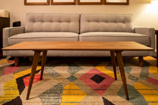 Paul McCobb Planner Group Style Coffee Table (In Stock) by MathesonWoodwork