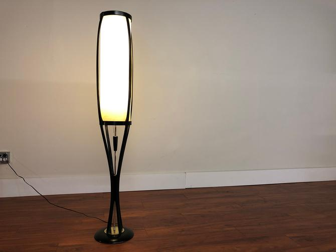 Modeline Mid Century Floor Lamp by Vintagefurnitureetc