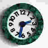 Neos of Lorenz Clock by George Sowden & Nathalia Du Pasquier