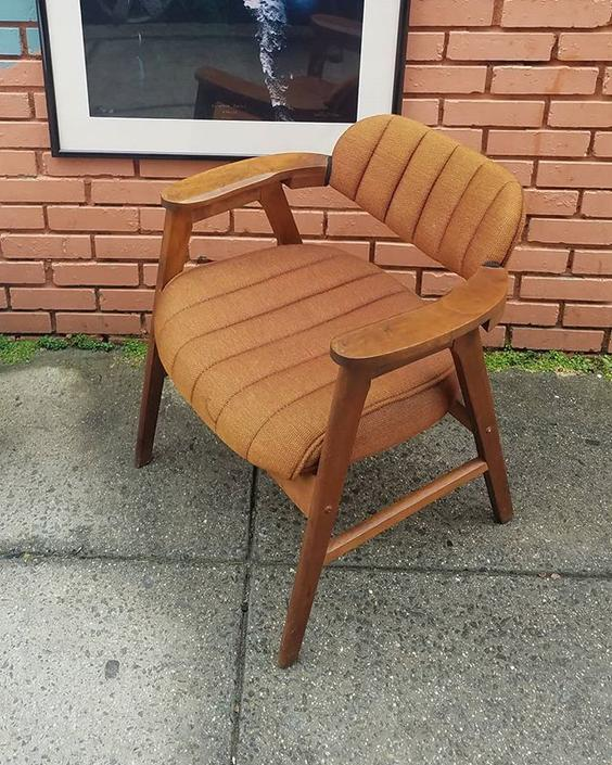 SOLD.                    Mod Chair, $68.