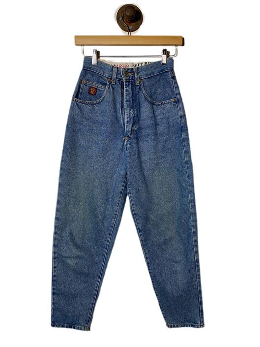 "(24"") Wit Boy Blue Denim Pants 022221."