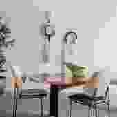 Spaulding Dining Chair (OAK)
