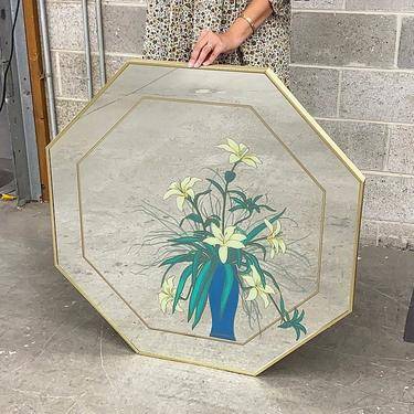 LOCAL PICKUP ONLY ———— Vintage Windsor Art Wall Mirror by RetrospectVintage215