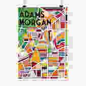 Adams Morgan Print