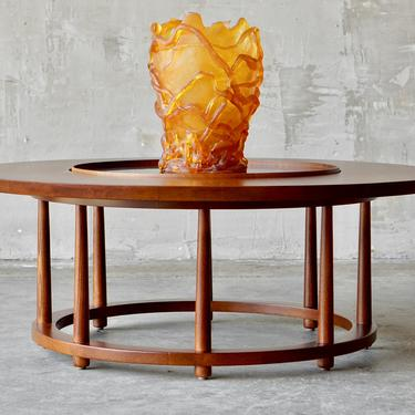 Robsjohn-Gibbings Widdicomb Cocktail Table by FandFVintage