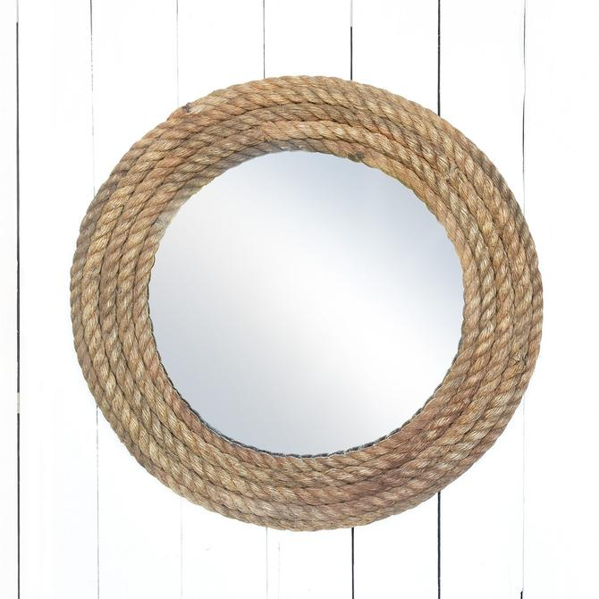 Bridgeport Rope Mirror