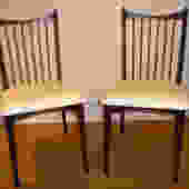 t094 vintage dining chairs