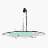 Fontana Arte Ceiling Light Model 2097 by Max Ingrand