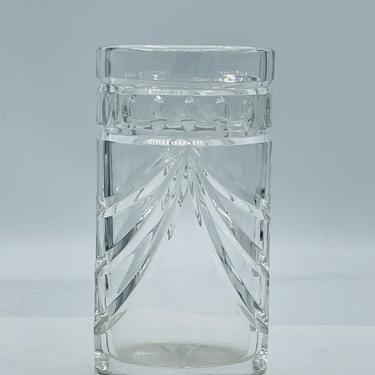"""Marquis By Waterford Crystal Calais 6"""" Stem/Bud Vase- Germany- Great Condition by JoAnntiques"""