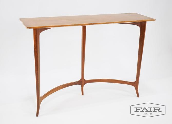 Keno Bros Theodore Alexander Console Table