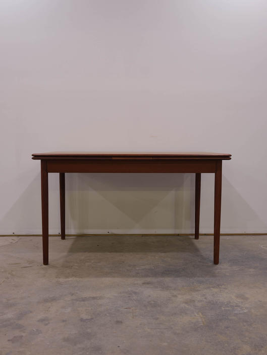 Vintage Danish Modern Teak Dining Table by FarOutFindsNYC
