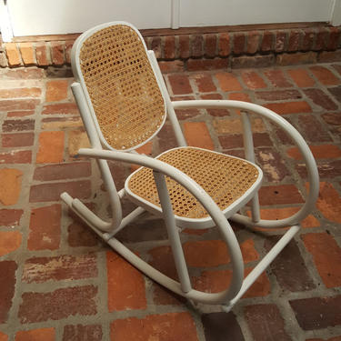 Child's Bentwood Modern Rocking Chair by Akita Mokko Japan by MarquisModern