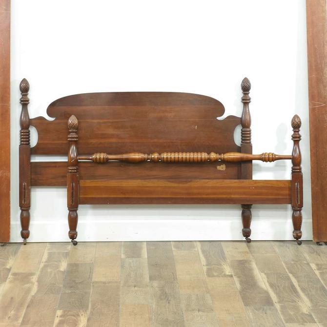 John Wanamaker Colonial Bed Frame W Acorn Finial