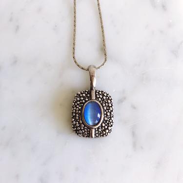 Vintage Italian Pendant Necklace by TheDistilleryVintage