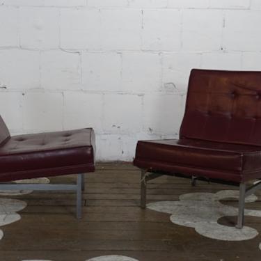 Knoll slipper pair
