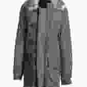 Balenciaga Fur Collar Coat