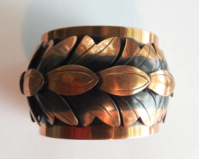Rebaje Copper Cuff by LegendaryBeast