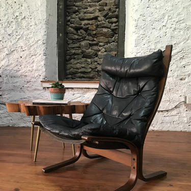 mid century lounge chair danish modern lounge chair siesta chair Ingmar Relling Westnofa siesta chair by VintaDelphia