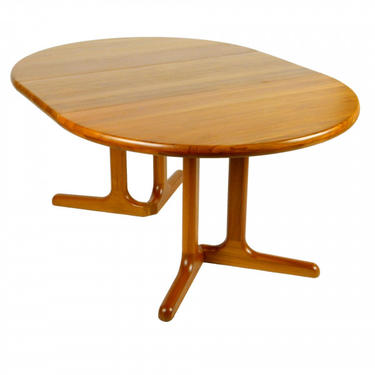 Solid Teak Dining Table by Ansager Mobler