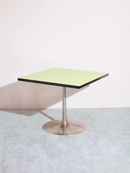 Lime Green Laminate Dining Table