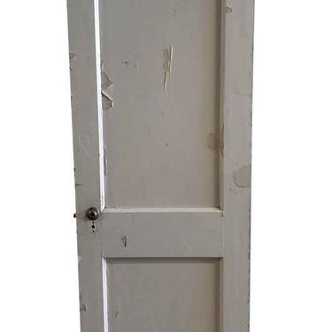 Vintage 2 Pane Wood Passage Door 80 x 27.875