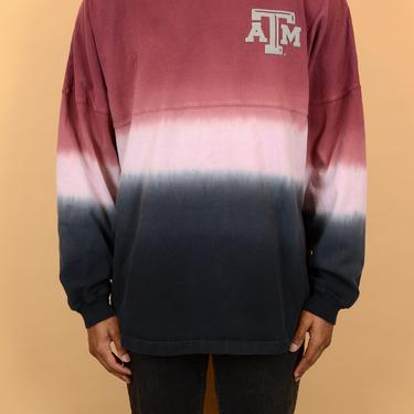 Vintage Texas A&M Aggies Unisex Long Sleeve Tee T Shirt Oversize XL by MAWSUPPLY