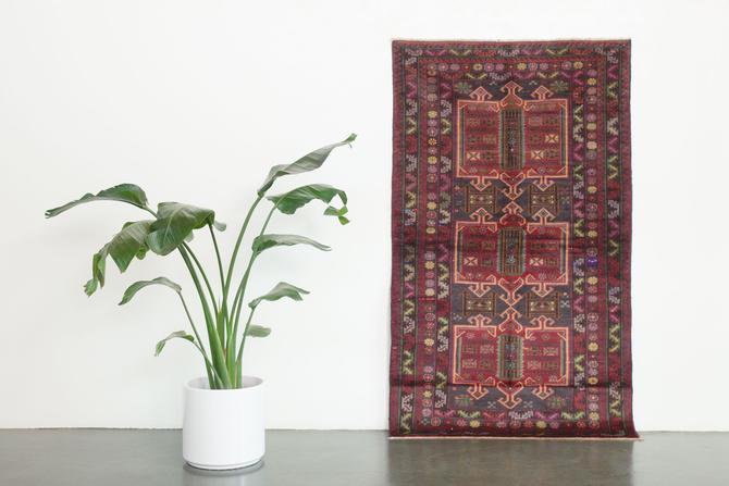 3.5x6 Afghan Teimani Rug | TABAAN by HomesteadSeattle