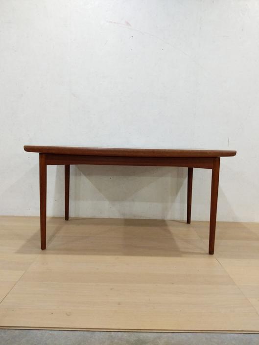 Vintage Danish Modern Teak Dining Table by Skovby by FarOutFindsNYC