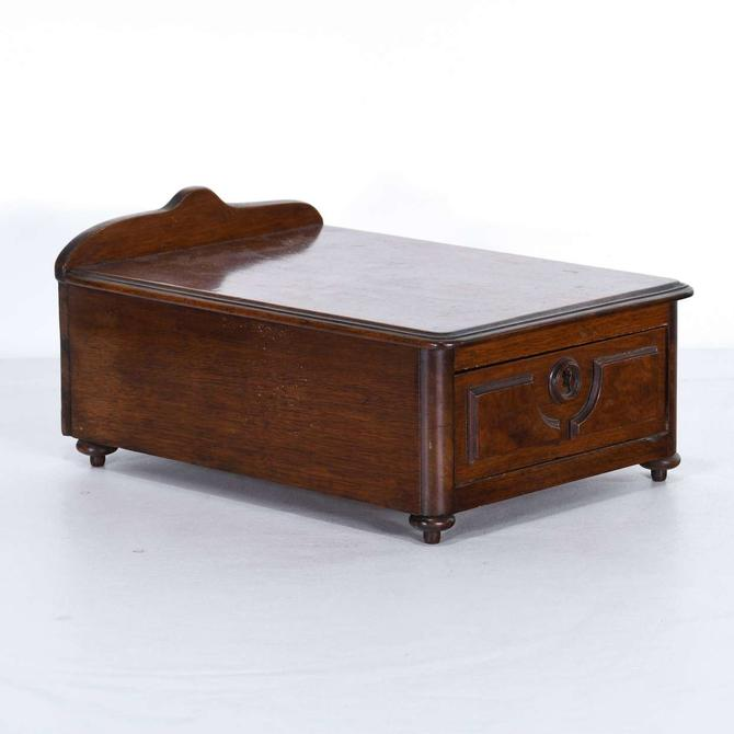 Victorian Small Tabletop Drawer