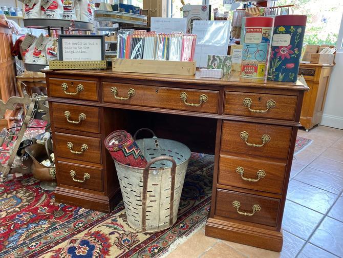 Vintage Desk by StylishPatina