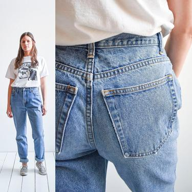 Vintage 90s Gap High Waisted Jeans by milkandice