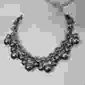 Givenchy runway choker necklace steel balls by PREVIEWMOD