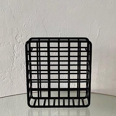 Black Yaffa Grid Organizer