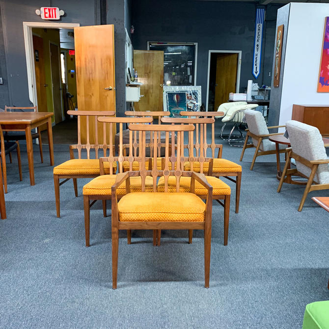 Set of 6 foster mcdavid dining chairs